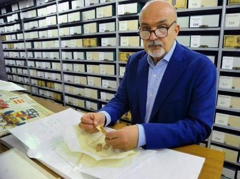 Archivio di Stato di Milano, sei funzionari  per 45 chilometri di documenti | Généal'italie | Scoop.it