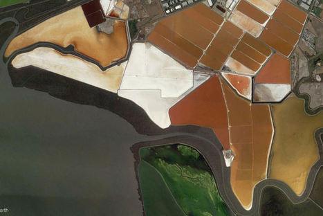30 images exceptionnelles sur Google Earth   CartOrtho   Scoop.it