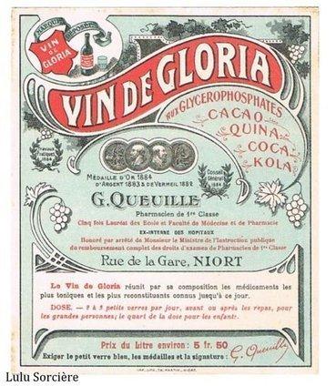 Le Blog de Lulu Sorcière: G comme Gloria. #challengeAZ   Rhit Genealogie   Scoop.it