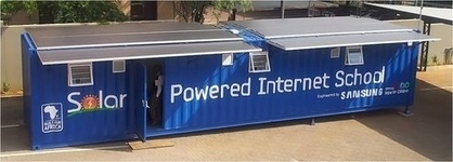 Samsung Providing Solar-Powered Internet Schools To South Africans | Renewable Energies | Scoop.it