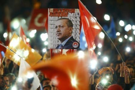 En Turquie, Erdogan retrouve les moyens de poursuivre sa dérive autoritaire   prothèse hanche   Scoop.it