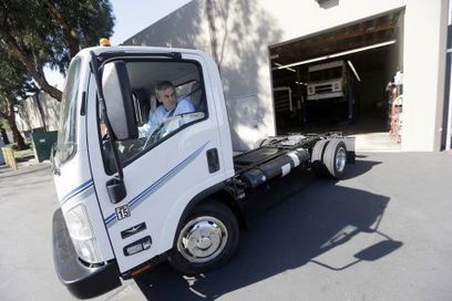 Tesla co-founder sees future in electric commercial trucks | Sustain Our Earth | Scoop.it