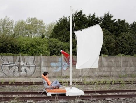 Paris : Ils réinvestissent la Petite Ceinture à travers des véhicules artistiques et poétiques | LA VILLE DANS TOUS SES ÉTATS | Scoop.it