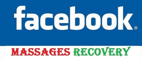How to Recover See Deleted Facebook Messages back Again 2015 | Mobile Tips and Tricks | Scoop.it