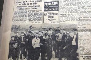 21 avril 1963 : Rugby SUA - le désastre de Toulon - La Dépêche | Que s'est il passé en 1963 ? | Scoop.it
