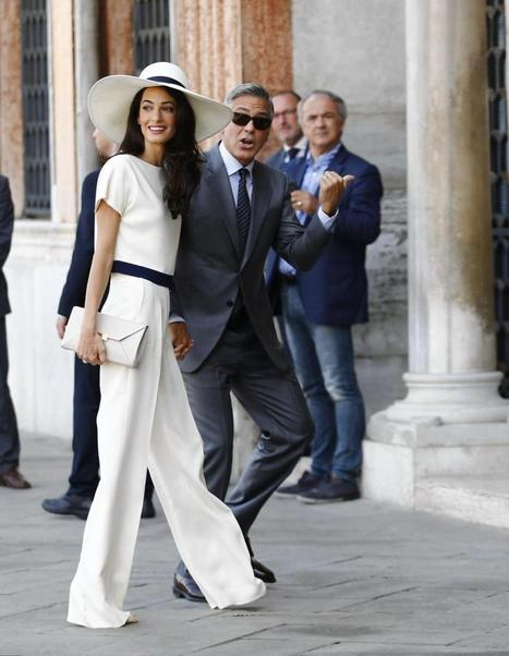 Amal Clooney's name change divides women on a key feminist issue, though Kim Kardashian West probably is OK with it | Kickin' Kickers | Scoop.it