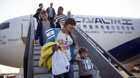 Jews Are Fleeing Russia Because Of Putin | Jewish Education Around the World | Scoop.it