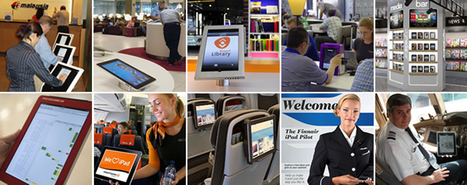 airlinetrends.com » Blog Archive » 11 ways how airlines are deploying the Apple iPad | Travelled | Scoop.it