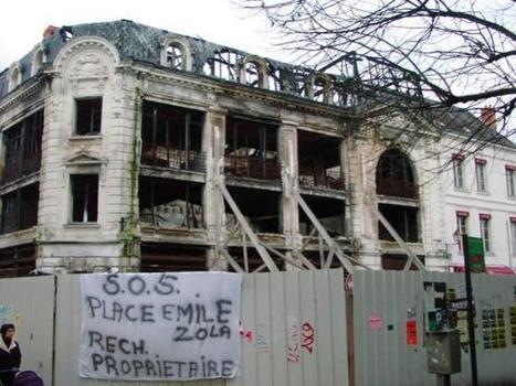Place Emile-Zola : merci Jean-Pierre ! | Zoom Arrière | Chatellerault, secouez-moi, secouez-moi! | Scoop.it