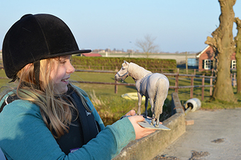 My Horse in 3D Starts Scanning and Printing Lifelike Horse and Pony Statues | Horses and Equine Related Info | Scoop.it