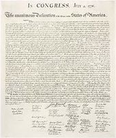 The Declaration of Interdependence And Jefferson's 'Brilliant Statement Of Intergenerational Equity Principles' | A WORLD OF CONPIRACY, LIES, GREED, DECEIT and WAR | Scoop.it