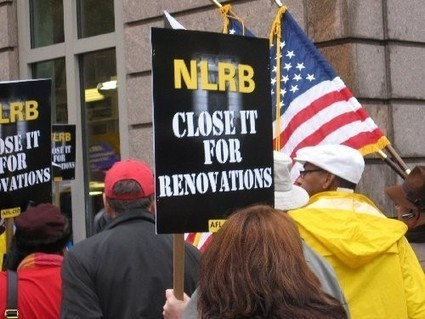 NLRB General Counsel Nominee's Union Gave Nearly $1 Million To Lawmakers In June | RedState | HR | Scoop.it