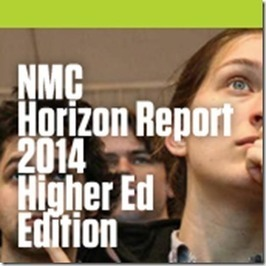 Nuevo Horizon Report Internacional Educación Superior 2014 | ACIUP | Scoop.it