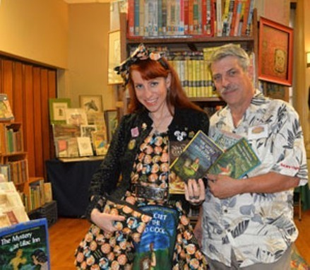 Stand-up Librarian brings her act to the Florida Antiquarian Book Fair - Creative Loafing Tampa | Online Book Promotion | Scoop.it
