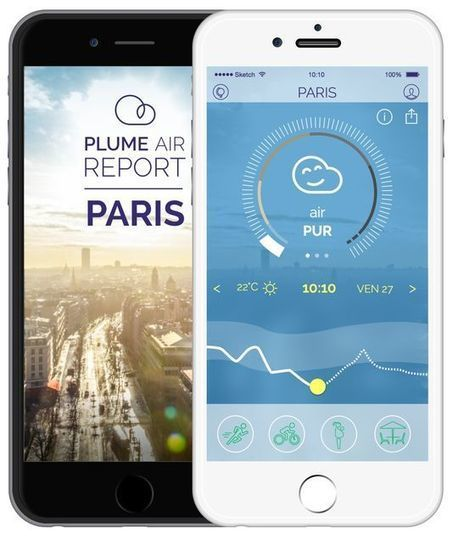L'appli qui mesure en temps réel votre exposition à la pollution (5/5) | mlearn | Scoop.it