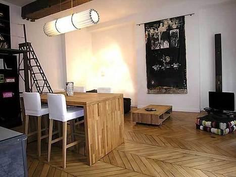Montorgueil One Bedroom Holiday Apartment Rental In Paris | Vacation In Paris | Scoop.it
