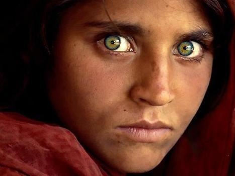 Steve McCurry, el creador de fotografías icónicas   Periodismo Fotografía   Scoop.it