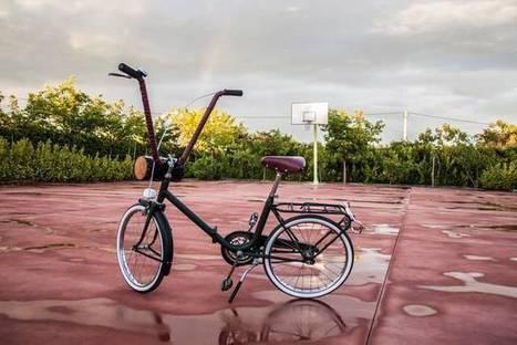 Cómo hacer una bici con materiales de la basura | Noticias de Zaragoza en Heraldo.es | en bici verde | Scoop.it