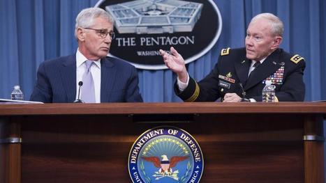 Pour défaire l'Etat islamique, il faut s'y attaquer aussi en Syrie, affirme le Pentagone ' Histoire de la Fin de la Croissance ' Scoop.it