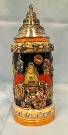 German Beer Steins and Mugs: Own the Authentic German Beer Steins   German Beer Steins and Mugs   Scoop.it