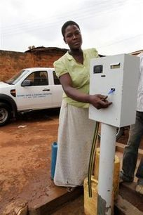 German Information Centre Africa - Partnership in the field of water and sanitation webapp | WASH Uganda | Scoop.it