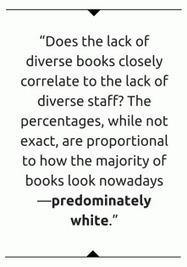 Where Is the Diversity in Publishing? The 2015 Diversity Baseline Survey Results | AboriginalLinks LiensAutochtones | Scoop.it