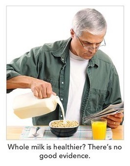 Heard that #high-fat #dairy #foods are healthier than low-fat? - Nutrition Action | Nutrition Today | Scoop.it