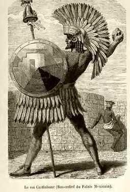 Cuauhtláhuac, hermano de Moctezuma Xocoyotzin. | La gran Tenochtitlán y sus fundadores los aztecas | Scoop.it
