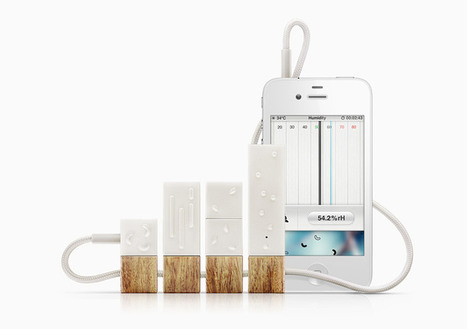 lapka: bacteria, radiation and EMF detection device for iPhones | Tech ideas in classroom | Scoop.it