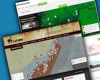 EcoLab: creando herramientas para un nuevo periodismo ambiental | Periodismo Ciudadano | Periodismo Ciudadano | Scoop.it