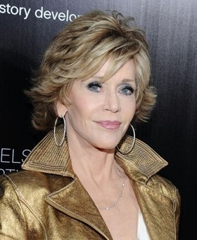 Now 75, Jane Fonda looks back — and ahead | Longevity science | Scoop.it