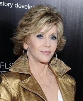 Now 75, Jane Fonda looks back — and ahead | Longevity science | Scoop.it