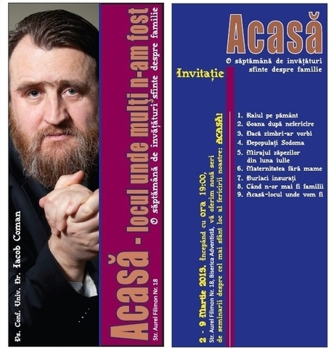 Iacob Coman – ACASA : AlexB.me | Astăzi | Scoop.it