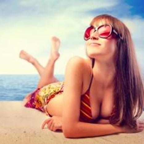 Tutti al sole! 7 buoni motivi per abbronzarsi - Today | Secret Spot | Scoop.it