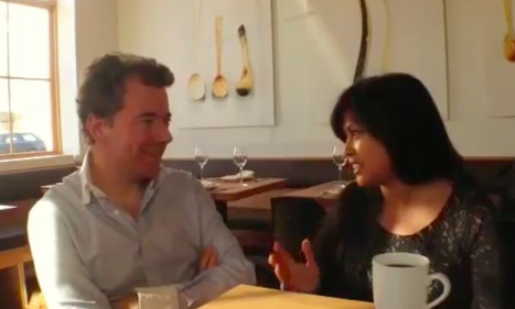 StartupLive | Spontaneous lunch interview with Guillaume Decugis, Scoop.it CEO | subhramanyu | Scoop.it
