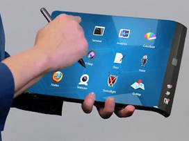 The Official AndreasCY - Atmel XSense Touch Sensors : Super Flexible screens | KgTechnology | Scoop.it