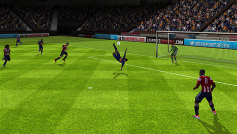 FIFA Soccer 13 lands on Windows Phone 8 as Nokia Lumia exclusive - TrustedReviews | Programming - WP | Scoop.it