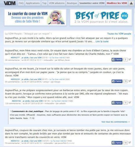 Twitter, le micro-plagiat et la physique quantique du copyright | Éducation, Internet et droit... | Scoop.it