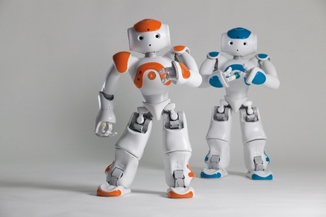 NAO Next Gen now available for a wider audience | Robohub | Innovative Educator | Scoop.it