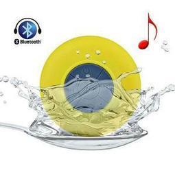 Buy Portable Waterproof Bluetooth Speaker with Suction Cup Mic at Shopper52 | Cheap Online Shopping | Scoop.it