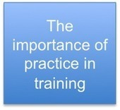 The eLearning Industry Blog: how do you explain the importance of practice in training? | APRENDIZAJE | Scoop.it