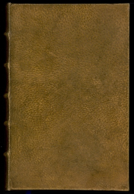 Harvard Has a Book Bound in Human Skin...Your Move, Yale | HumanNature | Scoop.it