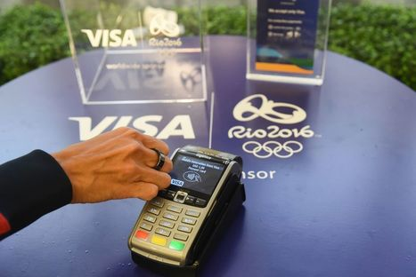 Visa Created A Ring That Can Make Purchases I The Verge   CONNECTED OBJECTS   Scoop.it
