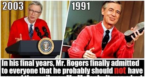 14 Weird 'Mr. Rogers' Neighborhood' Facts | MOVIES VIDEOS & PICS | Scoop.it