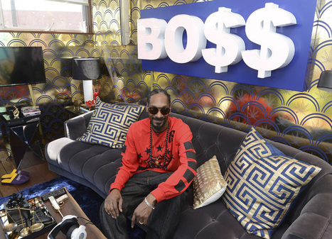 snoop dogg designs airbnb kithaus pop-up for SXSW 2014 - designboom | architecture & design magazine | Tracking Transmedia | Scoop.it