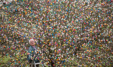 Nine ways to celebrate Easter like a German - The Local | German learning resources and ideas | Scoop.it
