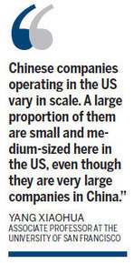 Firms hear success tips in the US | In the Media | Scoop.it