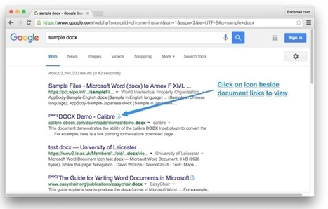 Docs Online Viewer. Ouvrir tous les fichiers dans votre navigateur - Les Outils du Web | Les outils du Web 2.0 | Scoop.it