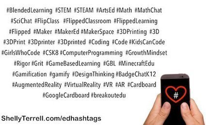 40+ Hashtags to Follow to Learn About the Latest Teaching Trends – Teacher Reboot Camp | APRENDIZAJE | Scoop.it