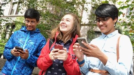 Is 8 too young to take a cellphone to school?   Era Digital - um olhar ciberantropológico   Scoop.it